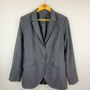 GEORGE Womens Lined Grey Jacket